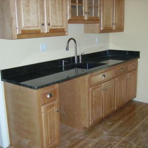 Ubatuba Granite Kitchen Counter