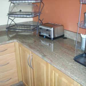 Cinnamon Gold Granite Countertops
