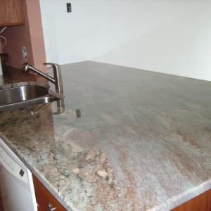 Oceanic Bourdeaux Kitchen Counter Pic 1