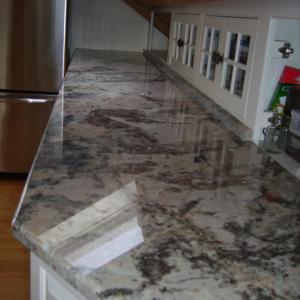 Blue Persa Granite Counters Pic 2 Block Island, RI