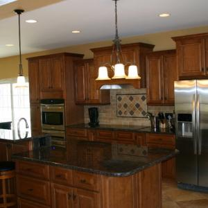 Tanne Marron Kitchen Pic 1